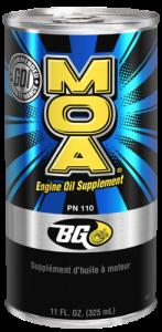 Dekarbonizácia benzínového motora - BG 110 MOA