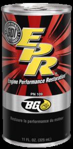 Dekarbonizácia benzínového motora - BG 109 EPR