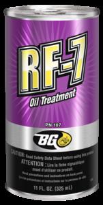 Dekarbonizácia benzínového / dieselového motora - BG 107 RF-7