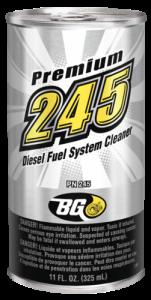 Dekarbonizácia dieselového motora - BG 245 NEW