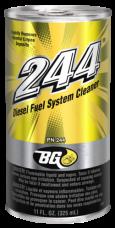 Dekarbonizácia dieselového motora - BG 244